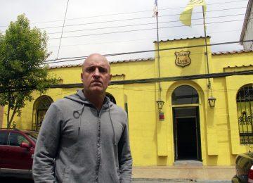 Cristián Le Bihan, principal accionista de San Luis de Quillota.
