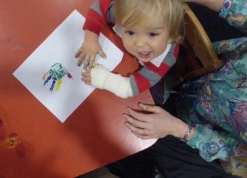 campaña para niño simon que sufre tumor en concon