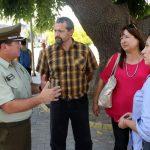 Mayor Misael Olivares detalló su plan policial