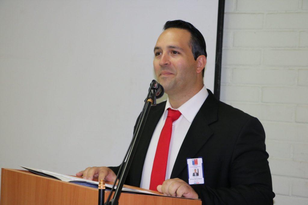 Nuevo director hospital de La Calera