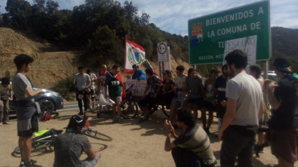 De la Quinta a La Moneda: manifestantes caminarán más de 90 kilómetros desde Limache a Santiago para expresar sus demandas