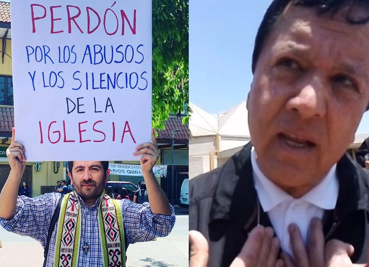 Sacerdote de La Cruz se fue en picada contra el celebrado cartel del padre Felipe Lizama - El Observador