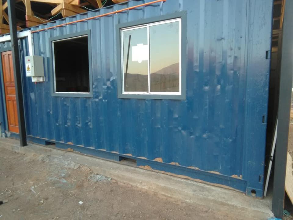 La Ligua: Cuartel en construcción de Bomberos de Longotoma sufrió un millonario robo - El Observador