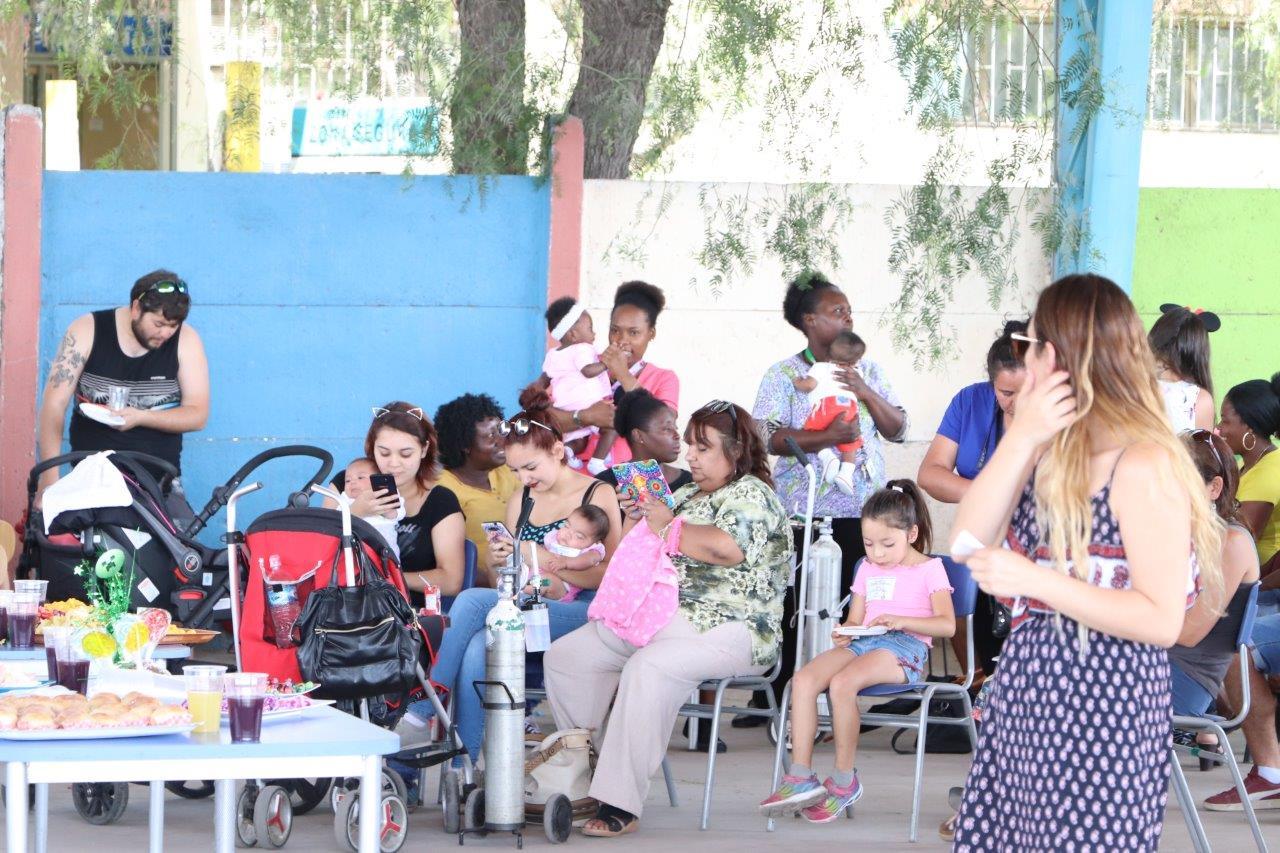 Niños prematuros tuvieron su fiesta en el Hospital de San Felipe - El Observador