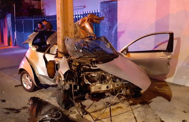 Dos personas fallecieron tras accidente vehicular en Quillota - El Observador
