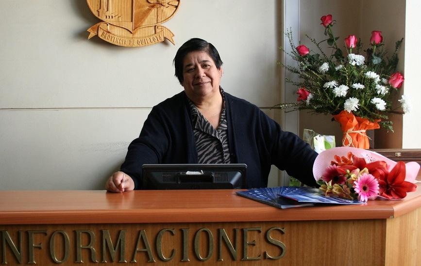 Falleció querida ex funcionaria de la Gobernación de Quillota - El Observador