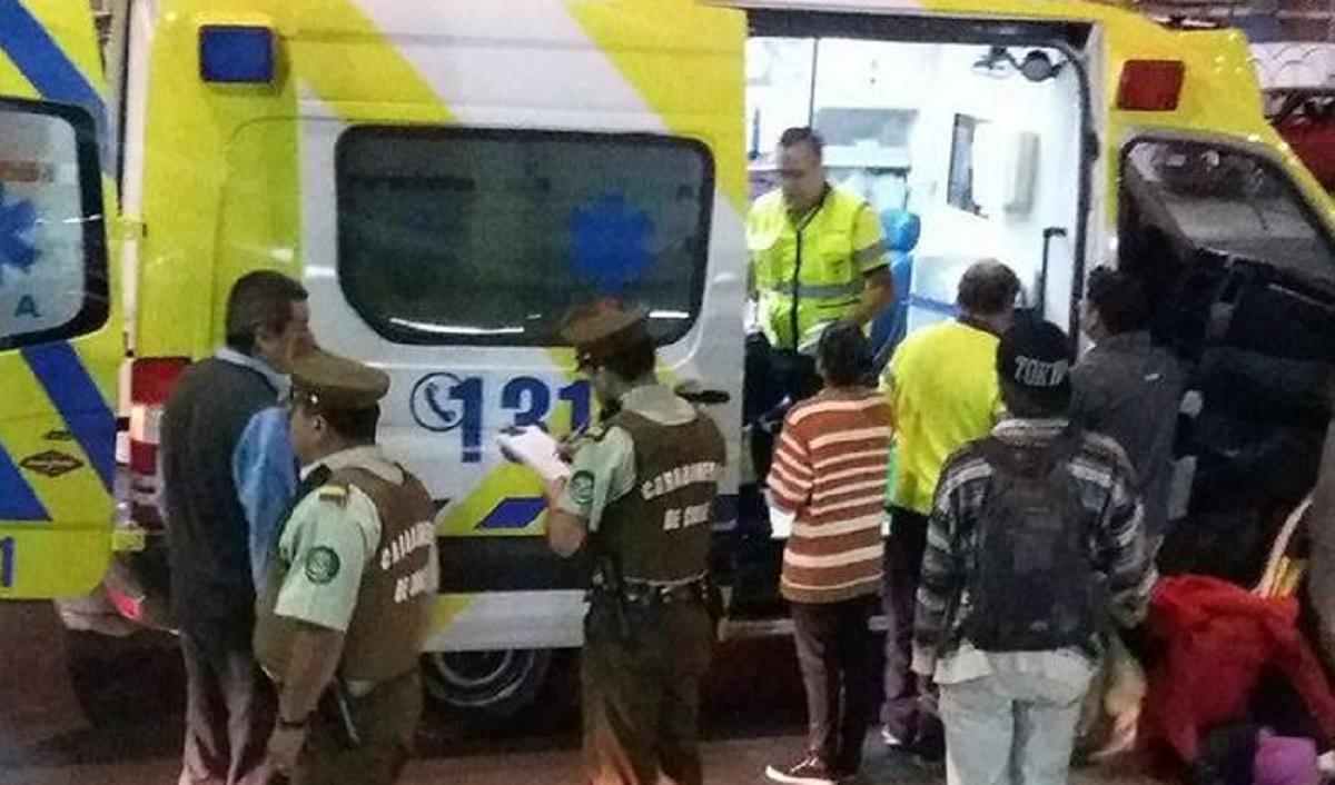 Valparaíso: Joven recibió perdigón en la zona cervical por parte de Carabineros y está con riesgo vital - El Observador