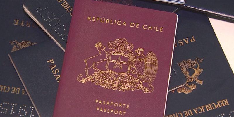 pasaporte chile