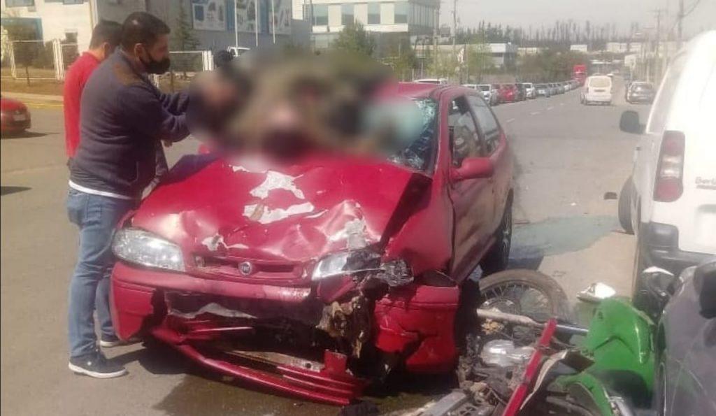 [VIDEO] declaran grave accidente que sufrió motorista de Carabineros mientras procedimiento en Valparaíso