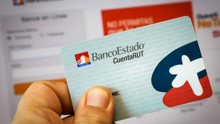 BancoEstado llamó a cambiar tarjeta sin chip de la CuentaRUT porque serán desactivadas